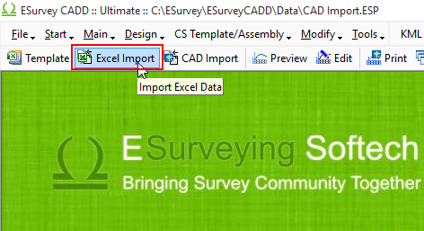 Import Cross Section Data From Excel