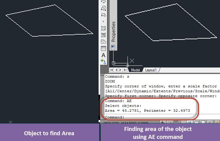 Area Lisp Routine Autocad - diskxilus