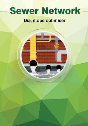 Software for Designing Optimum Sewer Network as per CPHEEO